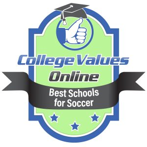 CVO Logo for list of the Best colleges for womens Soccer