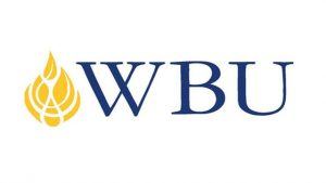 The logo for Wayland Baptist University which has a top accelerated mpa programs