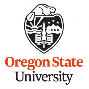 The logo for Oregon State University which is a top sea grant college