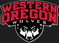 The logo for Western Oregon University which is a great pacific northwest college