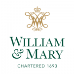 The logo for William and Mary school which is one of the best sea grant universities