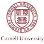 The logo for Cornell University which id a top school for rhodes scholars by university