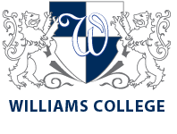 The logo for Williams College which is one of the schools with most rhodes scholars