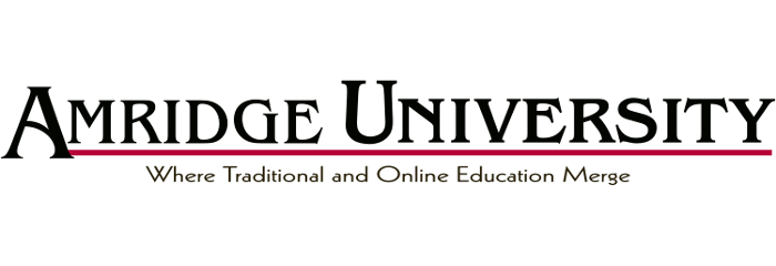 Amridge University - Master of Divinity Online- Top 30 Values