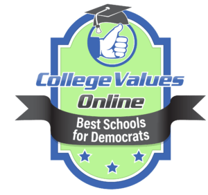 CVO-Best Schools for Democrats