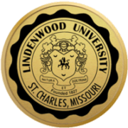 The logo for Lindenwood University which offers a top parks and recreation degrees