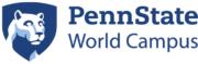 Penn State-World Campus