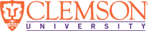 The logo for Clemson University which offers a great Bachelor's in Food Science and Human Nutrition program