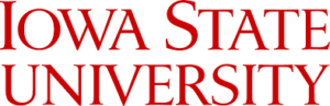 The logo for Iowa State University one of the Oklahoma State University is a top valued schools for food science programs.