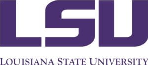The logo for LSU which is noted fo its Bachelor's in Food Science and Technology program