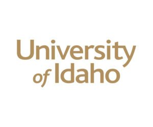 The logo for University of Idaho who offer one of the best Food Science Degrees