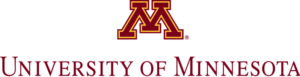 The logo for University of Minnesota one of the best priced Food Science Degrees