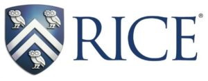 The logo for Rice University which is a top computer science schools undergraduate