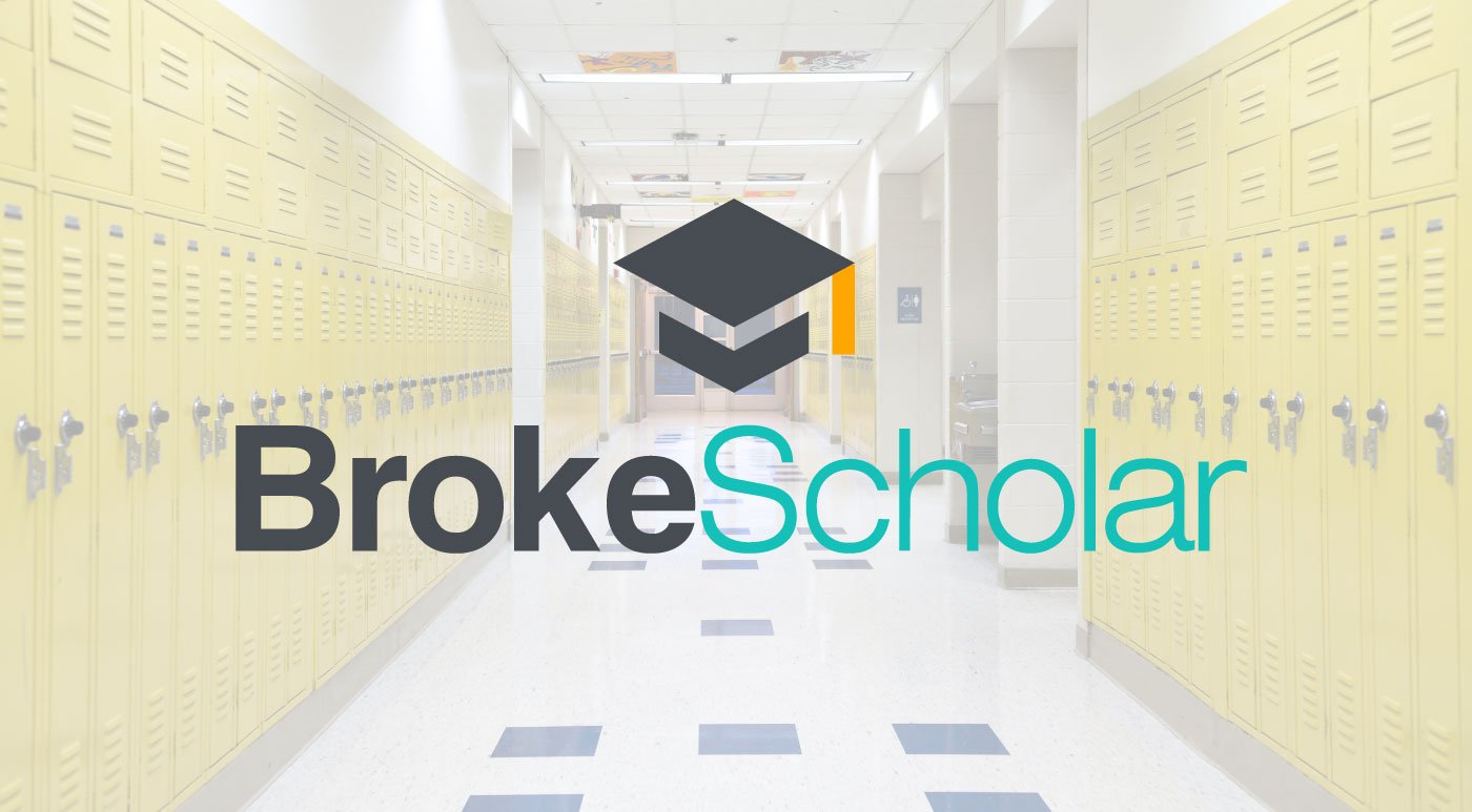 Broke Scholar - Scholarships dot com - Best Scholarship Websites of 2020