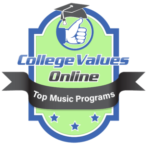 top college for music rankings