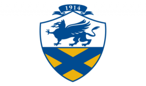 The logo for Johnson & Wales University which ranked 16th for top online marketing phd programs