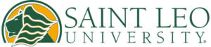 The logo for Saint Leo University which placed 6th in our article of top 25 Online PhD in Marketing