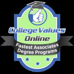 accelerated associate degree online program rankings