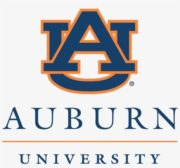 The logo for Auburn University. Auburn offers the Bachelor of Industrial Design degree and are included in our ranking as one of the best industrial design schools.