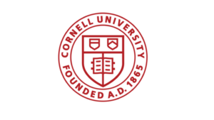The logo for Cornell University which you should check out since it's one of the best out of how many college campuses in the us