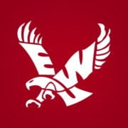 The logo for Eastern Washington University of Arkansas Little Rock one of the 30 Most Affordable Web Design/Development Degrees