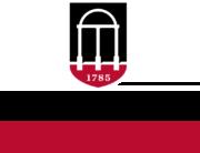 University of Georgia - Film Studies