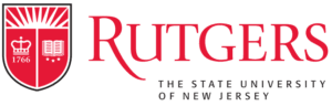 The logo for Rutgers University which has one of the best online mpp programs