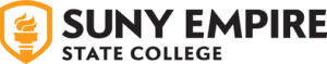 The logo for SUNY Empire State College which offers a Master's in Social and Public Policy