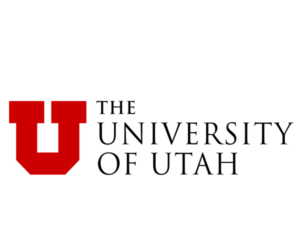 The logo for University of Utah which offers a great Master's in Public Policy