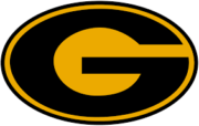 The logo for Grambling State University which ranked 27th for best parks and recreation degrees