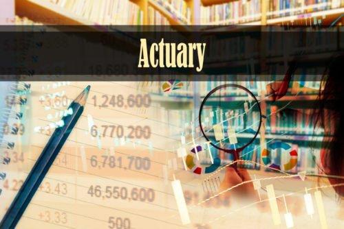 actuary association list
