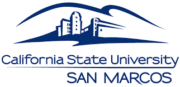 The logo for California State University which is a top school for Bachelor of Arts in Global Studies