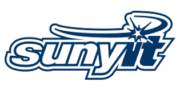 The logo for Sunyit school which is one of the best small business schools