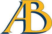 The logo for Alderson Broaddus which is one of the top small business schools