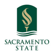 Sacramento State University - Master's in Accounting Online