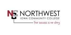 Northwest Iowa Community College which is a top school for online agriculture associates degree