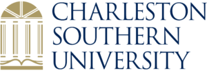 The logo for Charleston Southern University which place 4th for top accelerated msn programs online