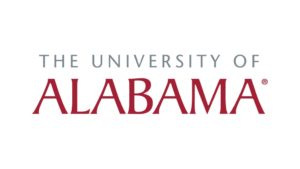 The logo for University of Alabama which placed 10th in our ranking for fastest nurse practitioner program