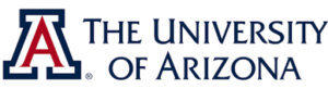 The logo for University of Arizona which placed 12th in our ranking of the top shortest online nurse practitioner program