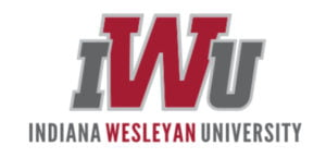 The logo for IWU, which placed 14th in our ranking for Online PhD Organizational Behavior