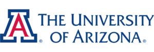 The logo for University of Arizona's online PhD organizational leadership degree program