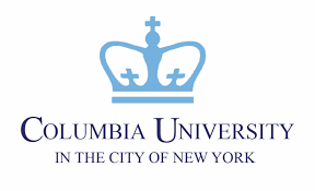 The logo for Columbia University which is a  top computer science college