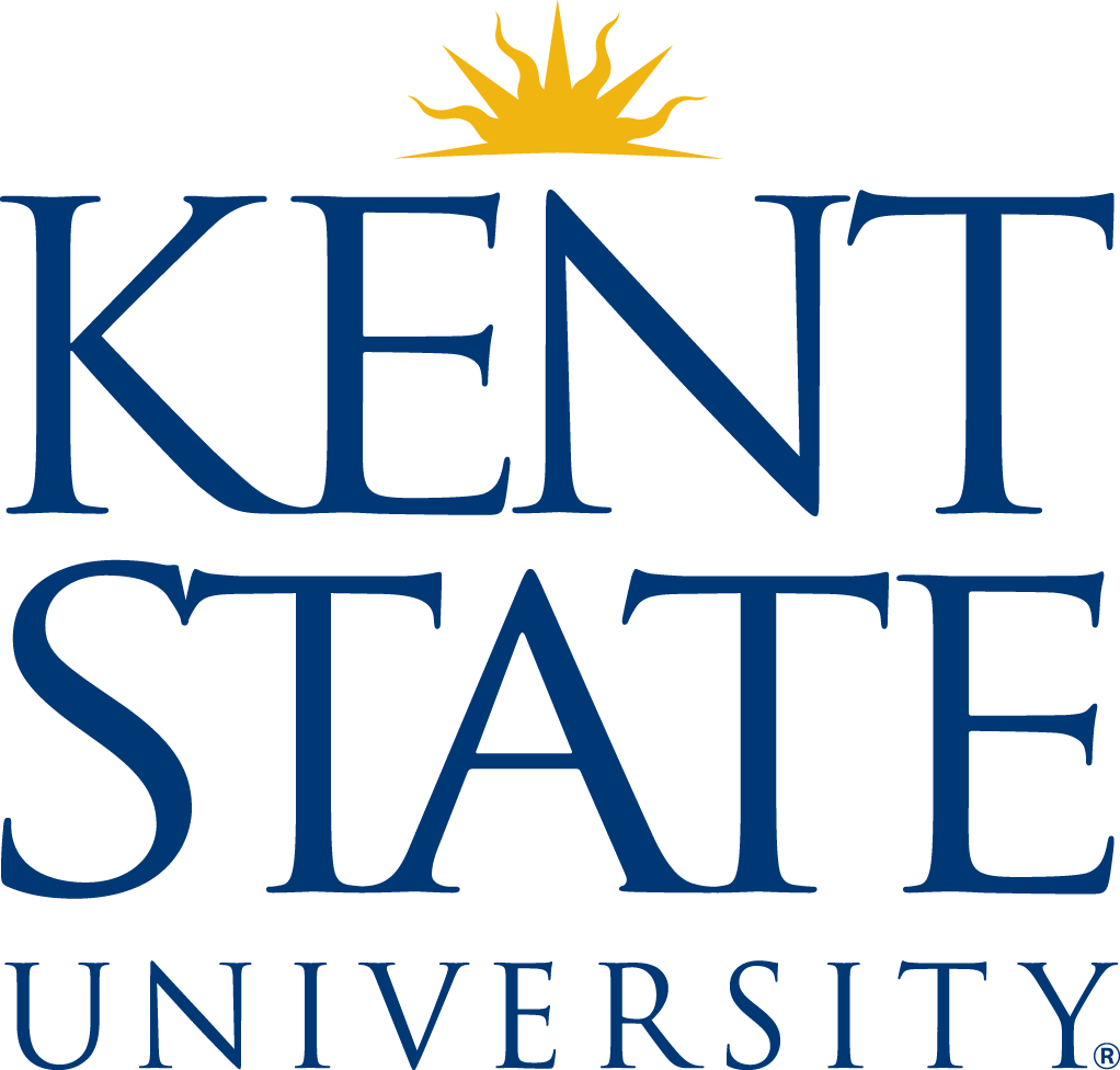 Logo of Kent State University which ranks among our Most Affordable Online Certificate Programs 2021
