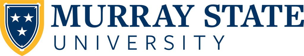 The logo for Murray State University which placed 10th in our ranking of online tech degrees