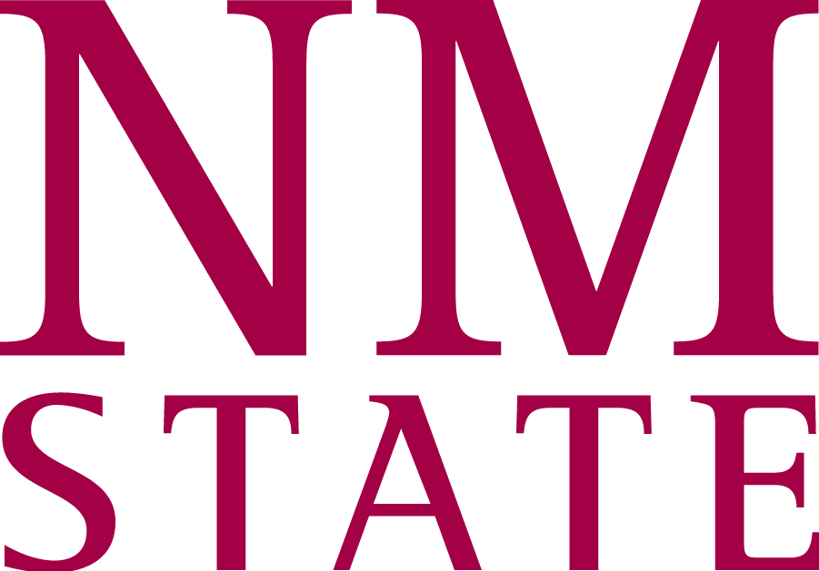 The logo for New Mexico State University which is one of the top online tech schools