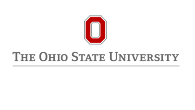 The logo for Ohio State University which ranks in our Top 30 Most Affordable Online Certificate Programs 2021