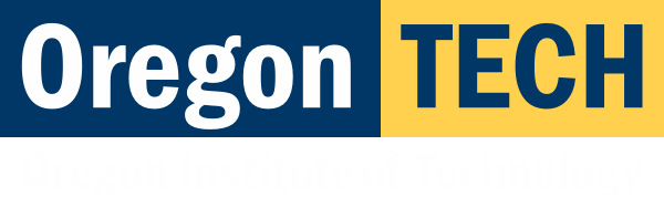 The logo for Oregon Institute of Technology which is a great option when it comes to online tech schools