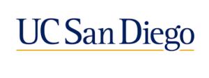 The logo for University of California-San Diego