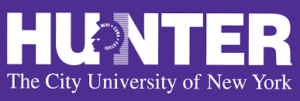 The logo for Hunter University which offers a great nutrition degree