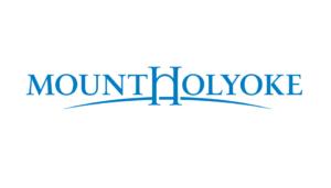 logo for Mount Holyoke College